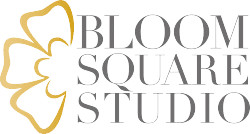Logo Bloom Square