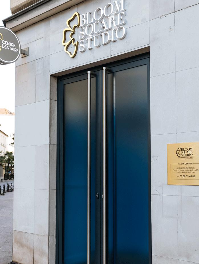 devanture - BloomSquare Studio Paris