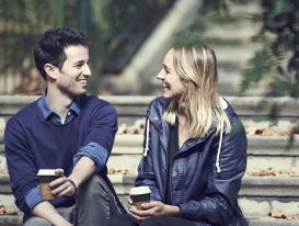 couple souriant - BloomSquare Studios Paris